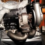 Exhaust Manifold and Turbo
