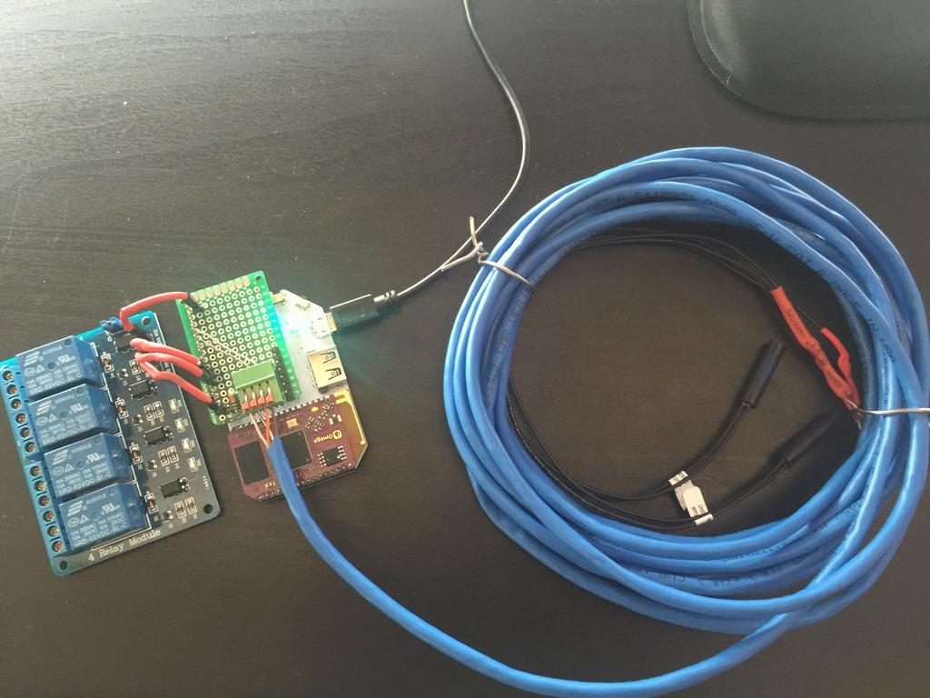 Door Sensor Connected