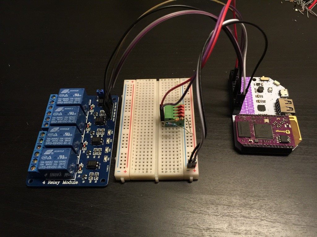 Cleaned Up Breadboard