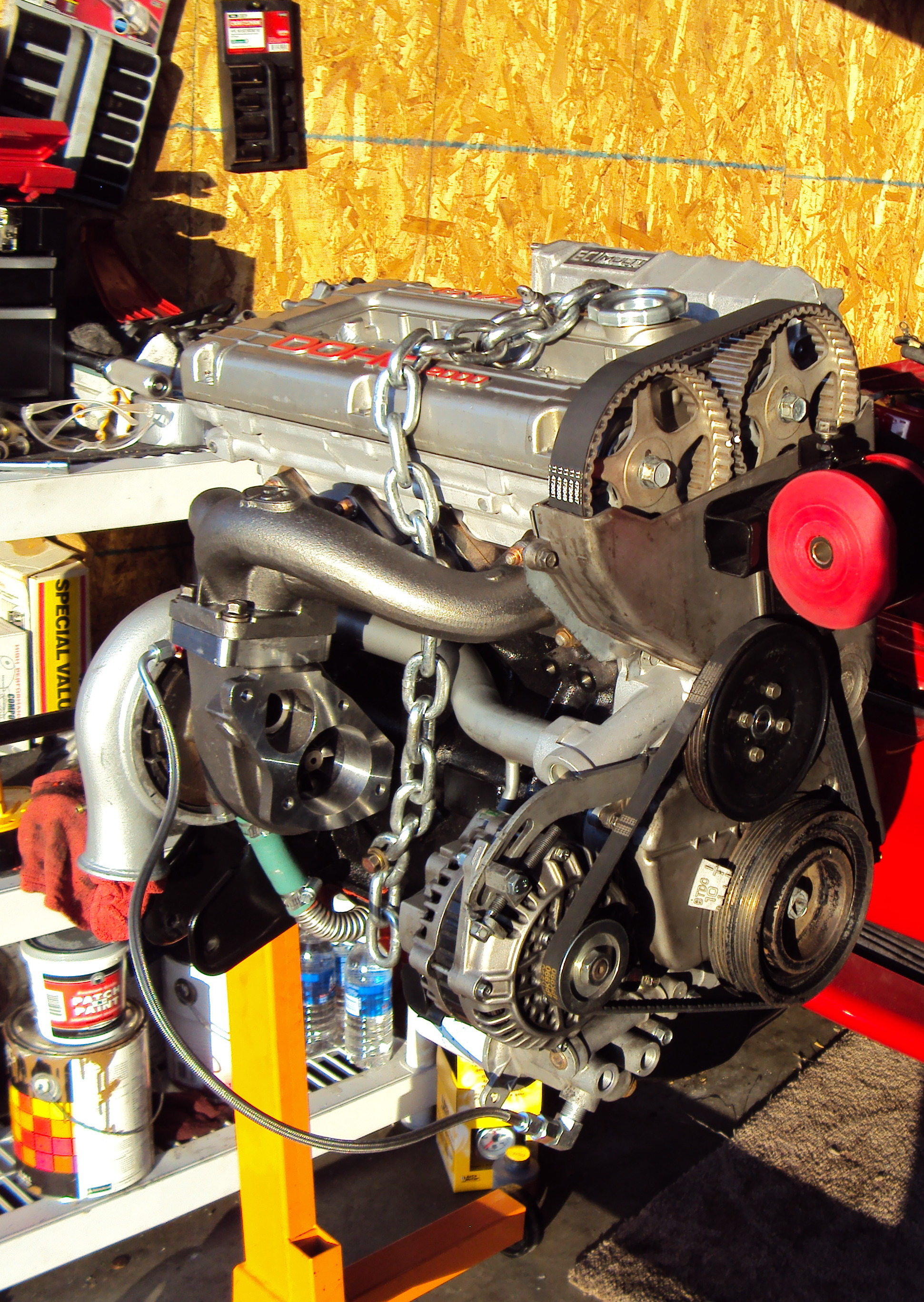 New Motor!!!!!