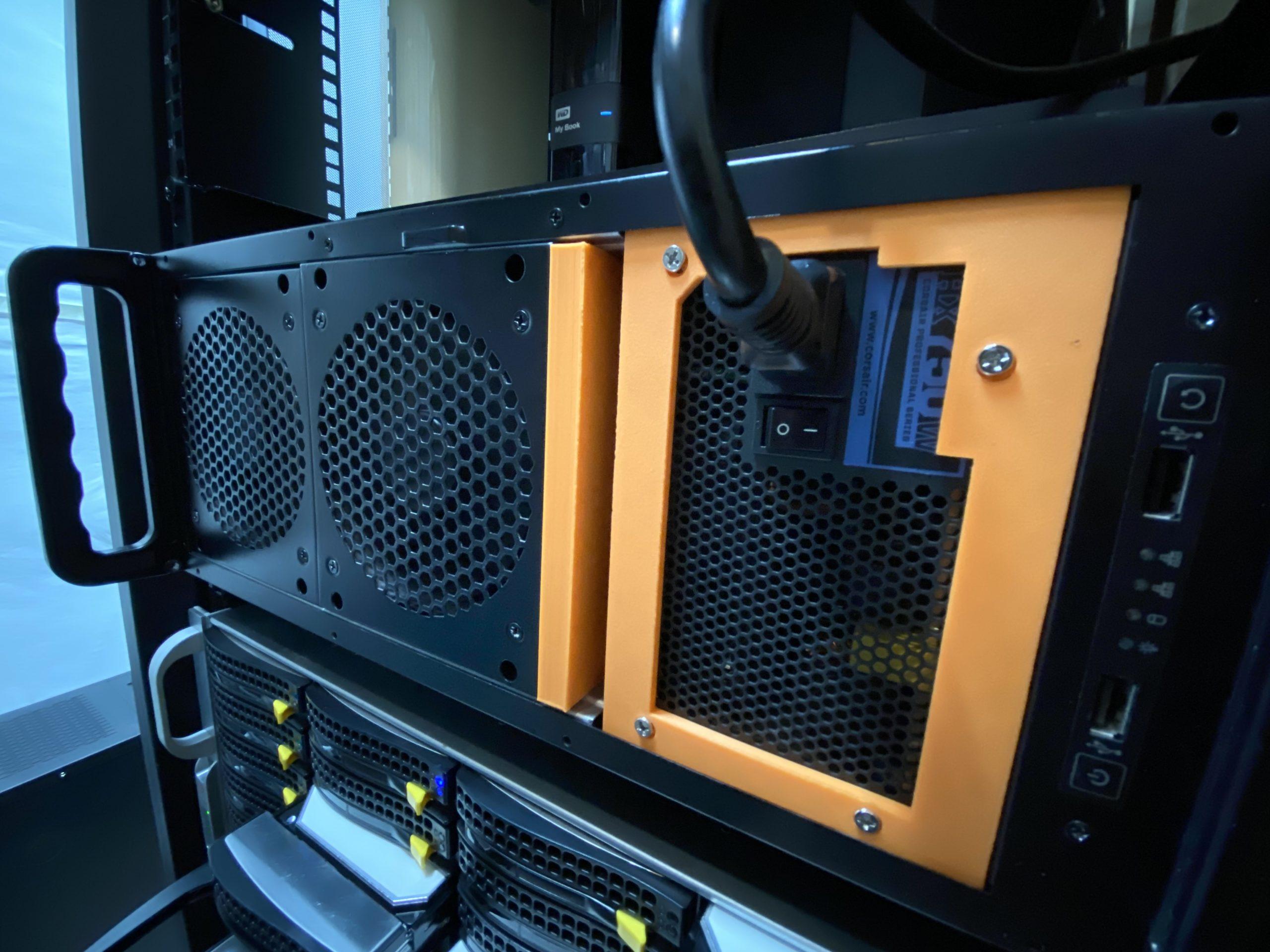 Custom RSV-L4500 Font Panel